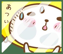 Lemon cat squash 2 sticker #7013051