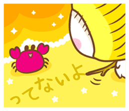 Lemon cat squash 2 sticker #7013070