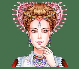 Gong Bao Lisa sticker #7015452
