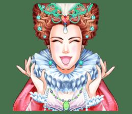 Gong Bao Lisa sticker #7015464