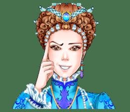 Gong Bao Lisa sticker #7015467
