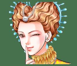 Gong Bao Lisa sticker #7015478