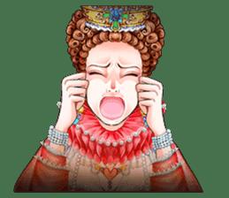 Gong Bao Lisa sticker #7015483