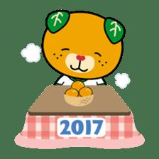 """Ehime Kokutai and Ehime Taikai """"Mikyan"""" sticker #7031265"""
