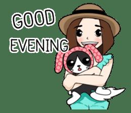 Yuri_III (English version) sticker #7032250