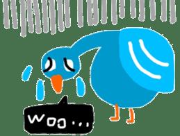 pi-geon sticker #7035935