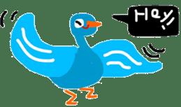 pi-geon sticker #7035938