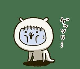 fool alpaca sticker #7039020