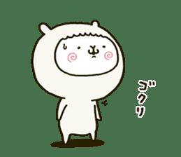 fool alpaca sticker #7039022