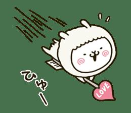 fool alpaca sticker #7039025