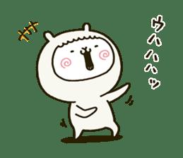 fool alpaca sticker #7039026