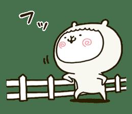 fool alpaca sticker #7039038