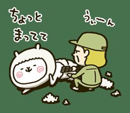 fool alpaca sticker #7039039
