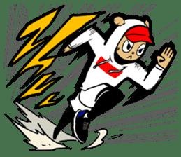 G.Reezy the Dope Bear (featuring Bunni) sticker #7040189
