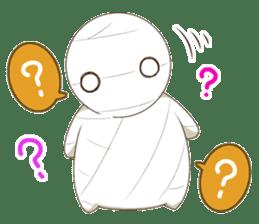 How to keep a mummy sticker #7040573