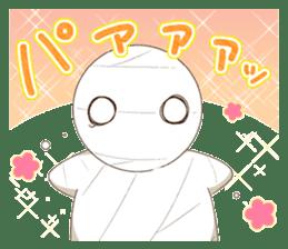 How to keep a mummy sticker #7040577