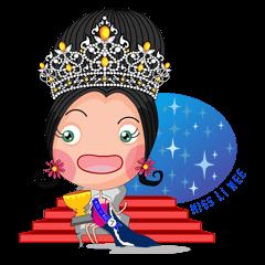 Miss Li-Nee 2015