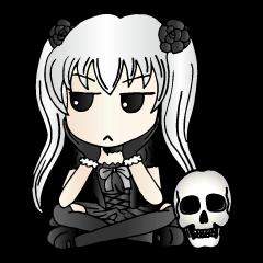 Gothic Lolita Mizzy