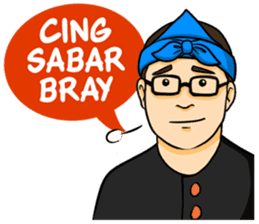 Urang Bandung sticker #7043009