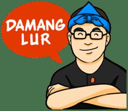 Urang Bandung sticker #7043010