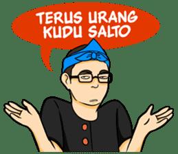 Urang Bandung sticker #7043027