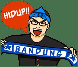 Urang Bandung sticker #7043037