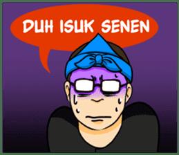 Urang Bandung sticker #7043042