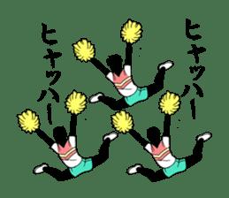 Cheer Boys sticker #7050340