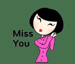 Miss.Sophie (EN) sticker #7055640