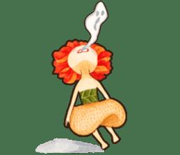 Blossom Girls 2 sticker #7058106