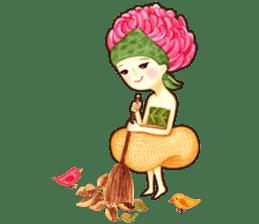 Blossom Girls 2 sticker #7058108