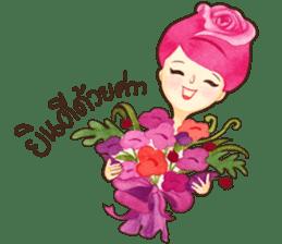 Blossom Girls 2 sticker #7058120