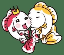 Goof Goldfish II sticker #7058375