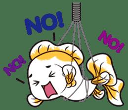 Goof Goldfish II sticker #7058376