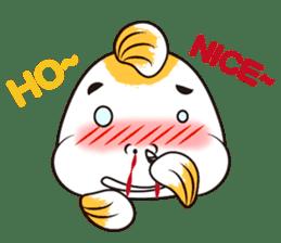 Goof Goldfish II sticker #7058378