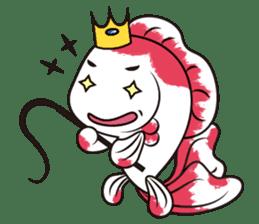 Goof Goldfish II sticker #7058380