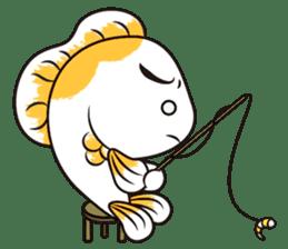 Goof Goldfish II sticker #7058384