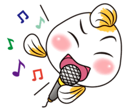 Goof Goldfish II sticker #7058386