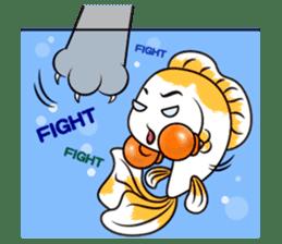 Goof Goldfish II sticker #7058394