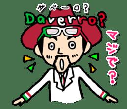 enjoy Italian! with Sasaki carpaccio! sticker #7062342