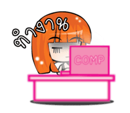 Namkang stickers (TH) sticker #7064442