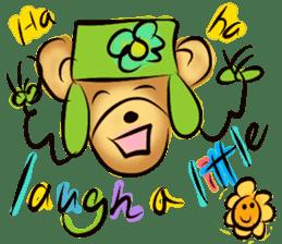 Rossy the teacher bears I sticker #7066610