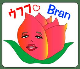 Cute TURIPS sticker #7068021