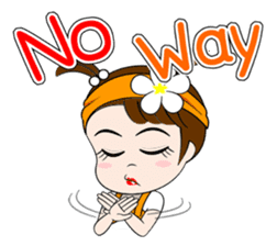 Namkhing Vol. 1 Jom Za (EN) sticker #7068597