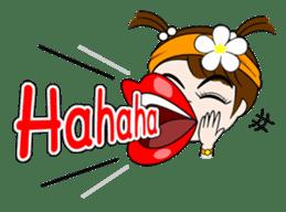 Namkhing Vol. 1 Jom Za (EN) sticker #7068623