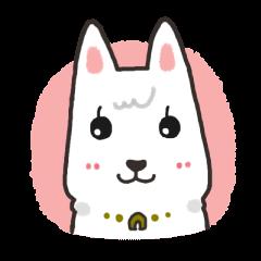 """Ladylike dog girl """"Namikoro"""""""
