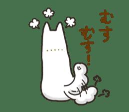 """Ladylike dog girl """"Namikoro"""" sticker #7069162"""