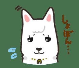 """Ladylike dog girl """"Namikoro"""" sticker #7069166"""