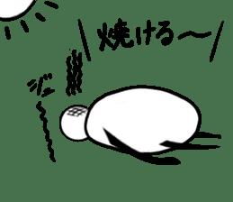 tanimaru uncle summer vacation sticker #7069307