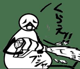 tanimaru uncle summer vacation sticker #7069309